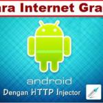 Cara Menggunakan Aplikasi HTTP Injector Kartu 3, Telkomsel, Xl dan Indosat