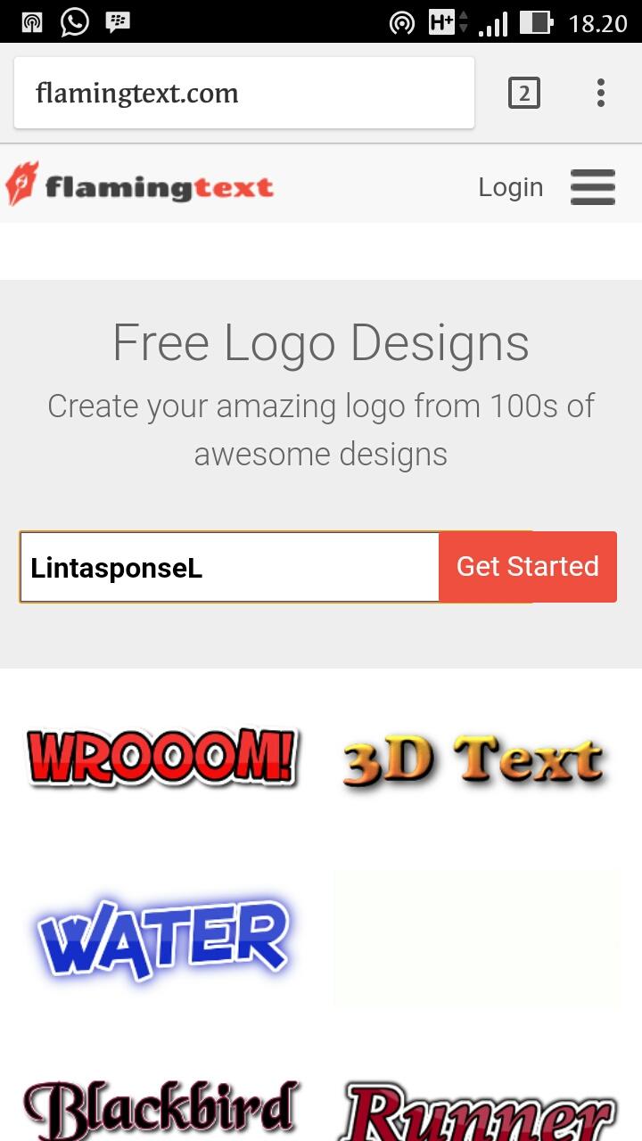 Membuat graffiti jadi sangat mudah dan gampang namun pada kali ini kami akan mengulas cara membuat gambar grafiti online di situs flamingtexs com dan