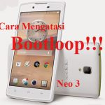 Cara Flash Oppo Neo 3 R813K Bootloop Via SP Flash Tool