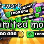 Clash Royale MOD Unlimited Gem And Money V.1.9.0