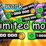 Clash Royale MOD Unlimited Gem And Money V.1.9.0