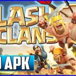 Download Coc Mod Apk Unlimited Gold Gems dan Elixir