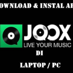 Cara Download Aplikasi Joox pada PC dan Laptop