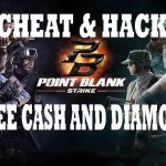 Cara Hack & Cheat Point Blank Strike Free Cash dan Diamond