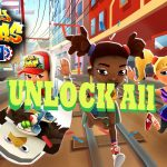 Cara Cheat Subway Surfers Unlock All Character & Coins