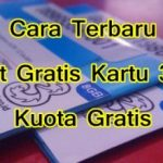 Cara Internet Gratis 3 (Three) Terbaru 2018 WORK!!