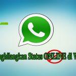 Cara Mematikan Status Online di WhatsApp dengan Mudah