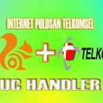 Cara Internet Polosan Telkomsel Menggunakan UC Handler 2018