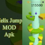 Download Helix Jump MOD Level Max dan Tanpa Mati di Android