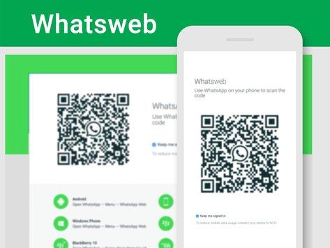 Cara Sadap Whatsapp Pacar Menggunakan Whatsweb