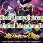 Cara Cheat Onmyoji Arena Unlimted Jade, Money dan Diamonds