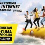 [Terbaru] Cara Daftar Paket Internet Indosat 25 Ribu Untuk Sebulan