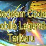 Cara Mendapatkan Redeem Code Mobile Legends Gratis 100% Work
