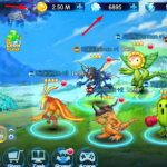 Cara Cheat Atau Hack Digital World Evolution Di Android Tanpa Root