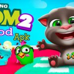 Download My Talking Tom 2 MOD Unlimited Bintang dan Coin