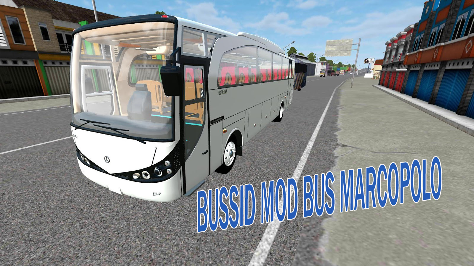 Download BUSSID Mod Bus Marcopolo