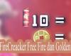 golden token dan firecracked free fire