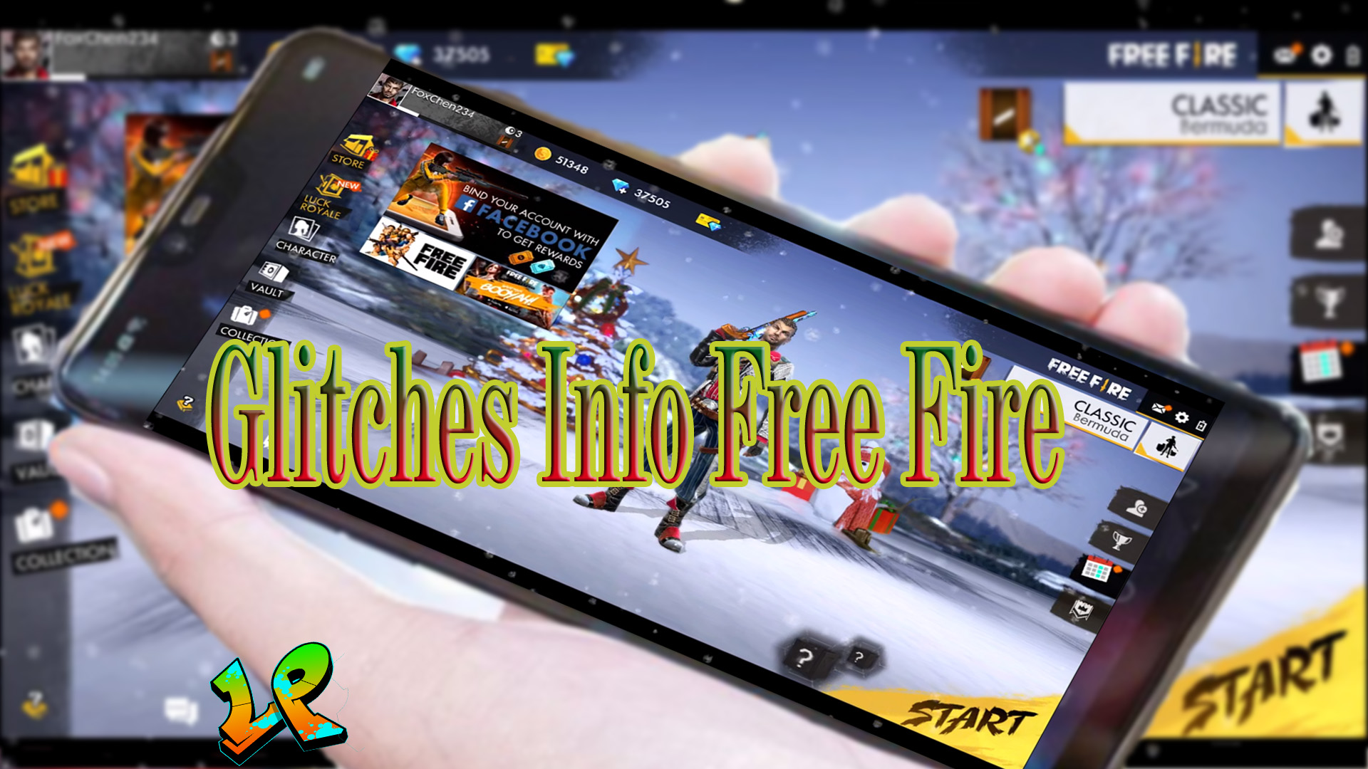 Glitches Info Free Fire