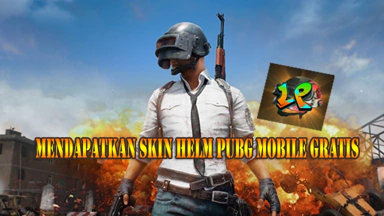 Cara Mendapatkan Skin Helm di PUBG Mobile
