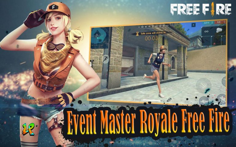 Event Master Royale Free Fire