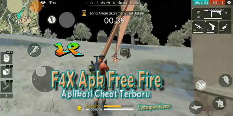 F4X apk Free Fire Terbaru