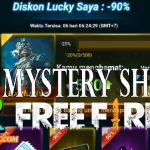 Free Fire Mystery Shop Sea World 2019 Tips Mendapatkan Diskon 95%