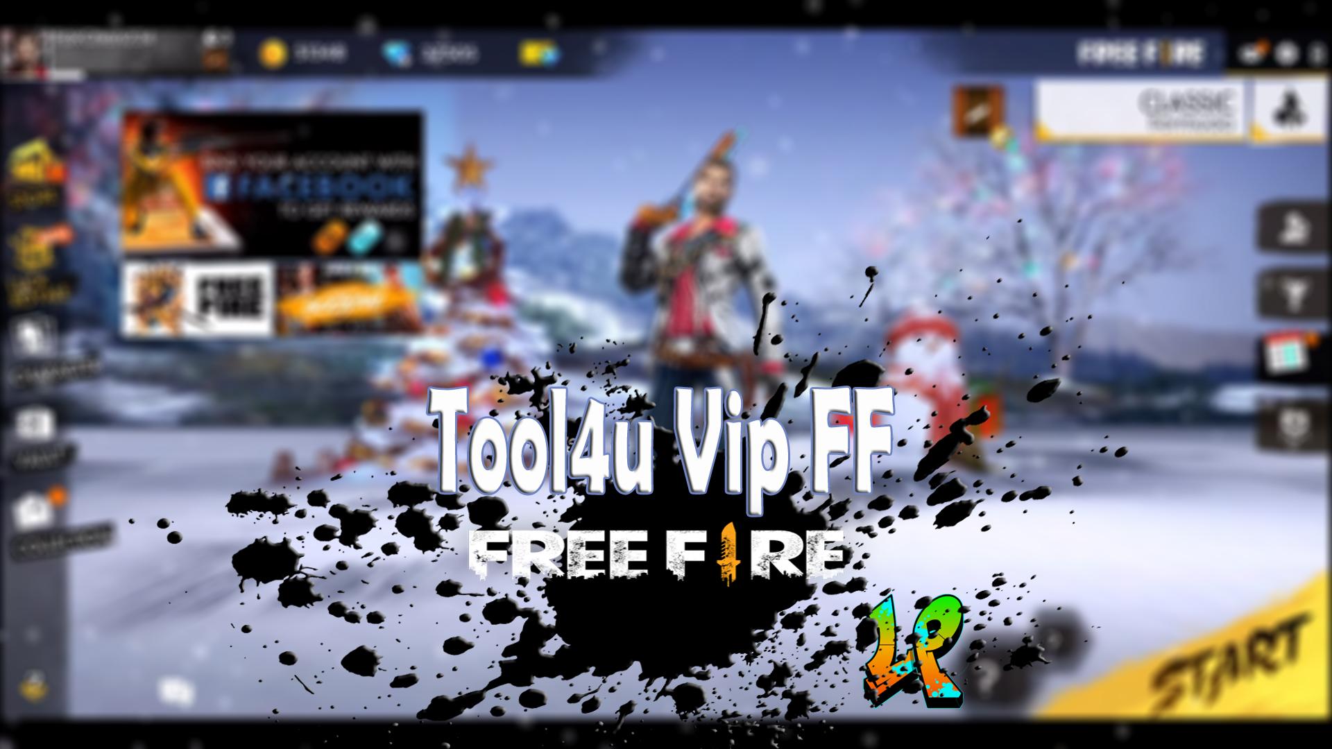 Tool4u Vip FF free fire