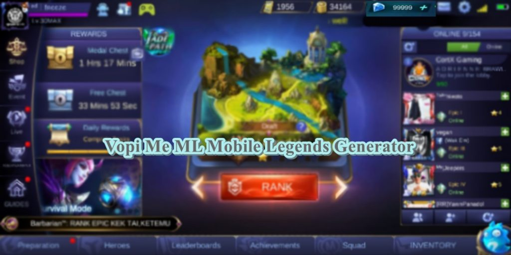 Vopi Me ML Mobile Legends