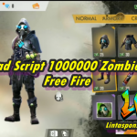 Download Script 1000000 Zombie Badge Free Fire Terbaru 2019 di Android