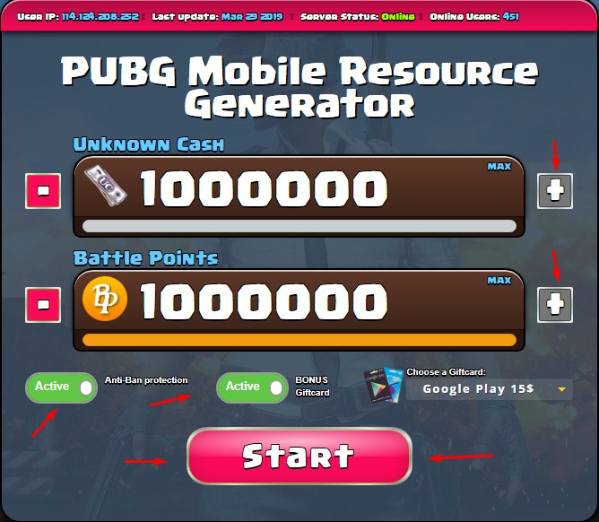 uplece.today/pubg