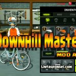 Downhill Master Mod Apk Unlimited Diamond dan Coin Versi Terbaru