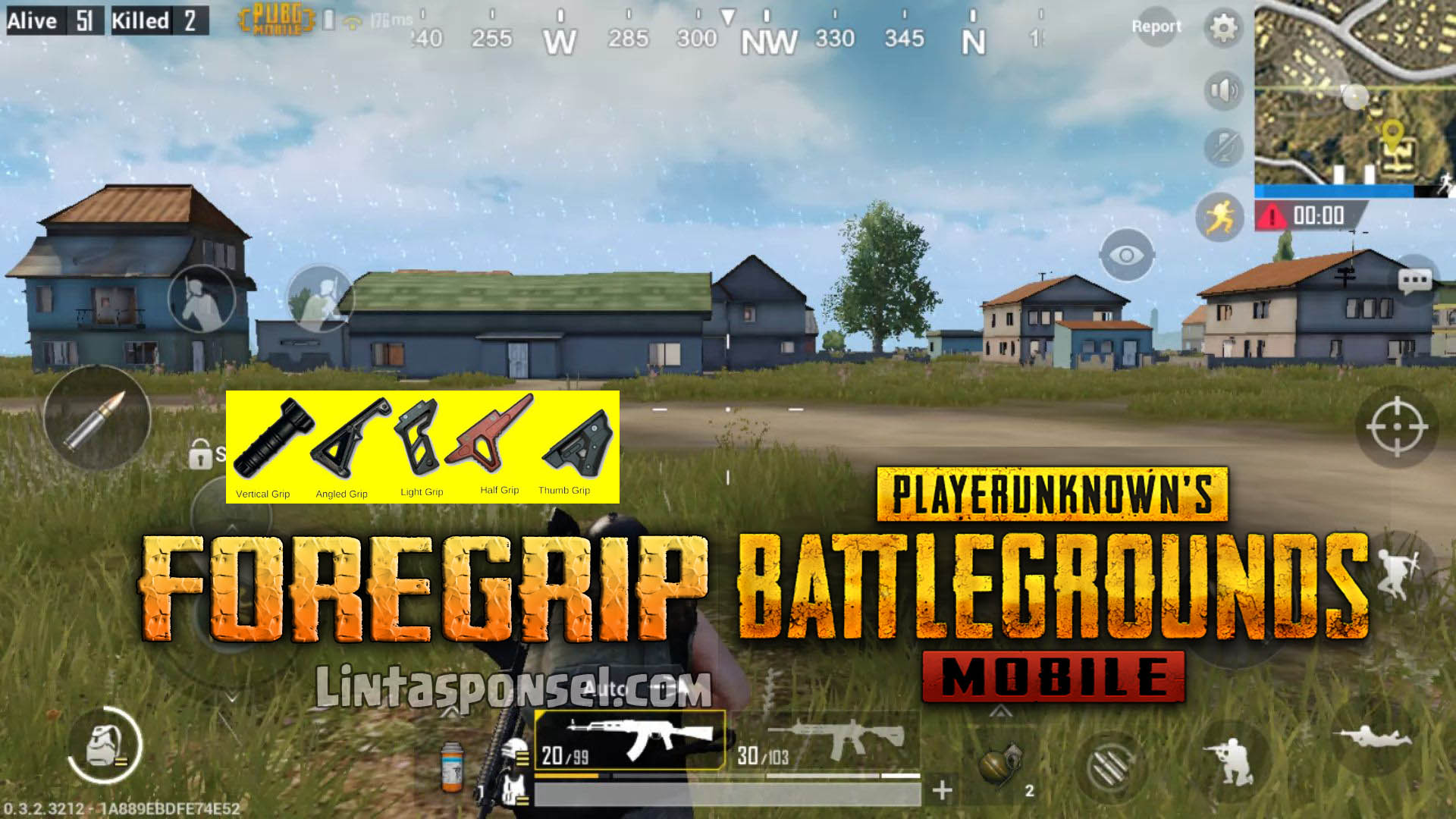 Angled Foregrip PUBG Mobile