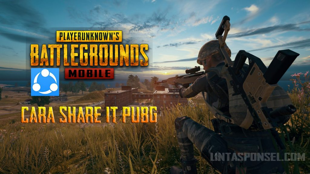 Cara Share It PUBG