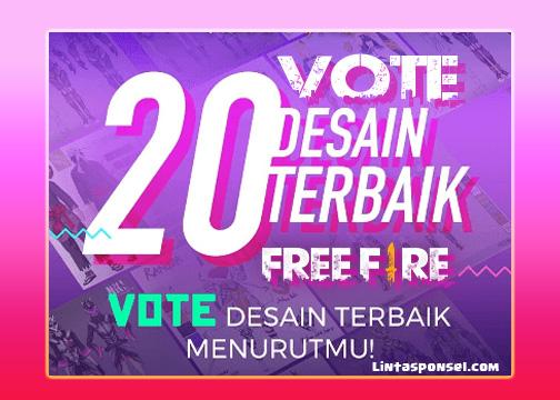Vote Desain FF
