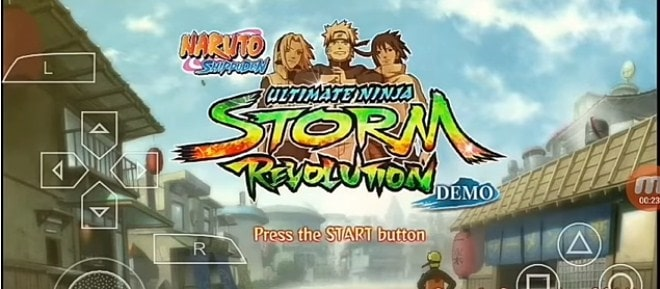 download naruto ultimate ninja storm 4 revolution ppsspp iso