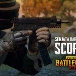 Senjata Scorpion PUBG, Senjata Jenis Pistol Tapi Seperti SMG