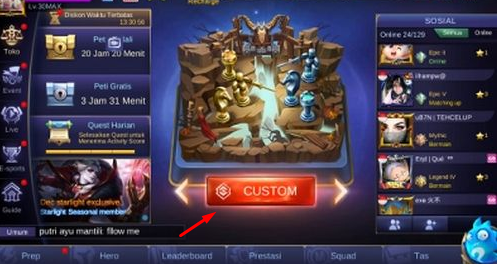 Download Mobile legends Offline