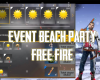 Event Beach Party FF Free Fire