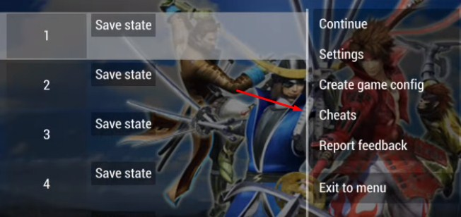 cara cheat ppsspp di android