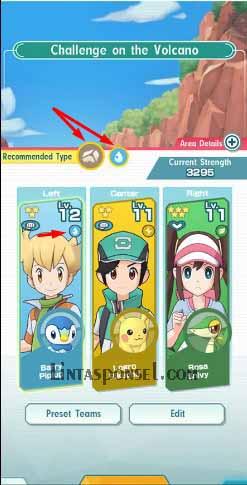 Tips dan Trik Cara Bermain Pokemon Master