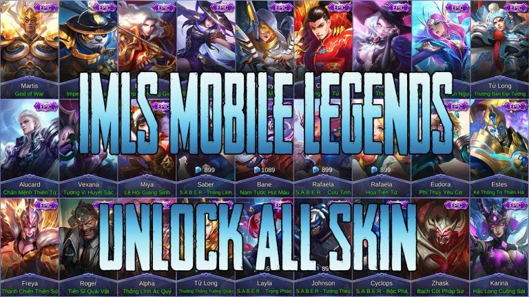 IMLS Mobile Legends