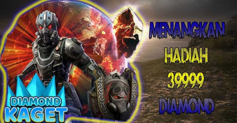 event diamond kaget free fire