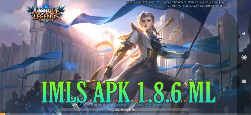 Imls 1.8.6 apk ml membuka semua skin