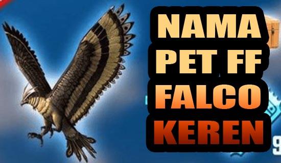 Nama Pet Ff Falco Keren Dan Unik Terbaru 2020 Lintas Ponsel